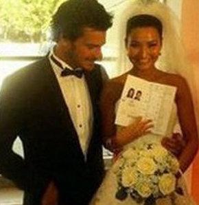 Survivor aşıkları evlendi
