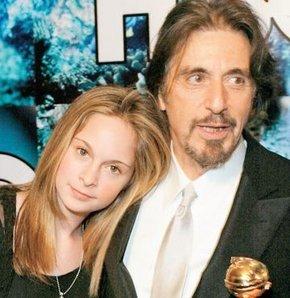 Al Pacino'nun kızı tutuklandı