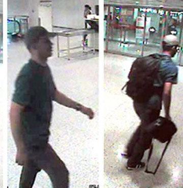 O saldırıyı düzenleyen teröristin görüntüleri ortaya çıktı!- VİDEO