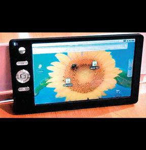Hindistan 25 dolara 'tablet'i kullanıyor