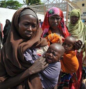Afrika'daki insani kriz aylar öncesinden