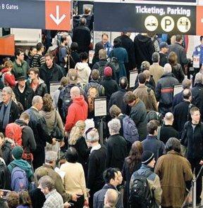 Bir yılda 111 milyon yolcu taşıdı
