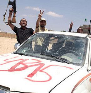 Libya'da savaş dinmiyor