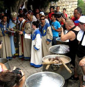 Ermeniler Hatay'da