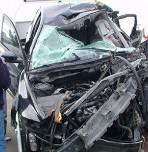 Kırkağaç'ta kaza: 4 ölü