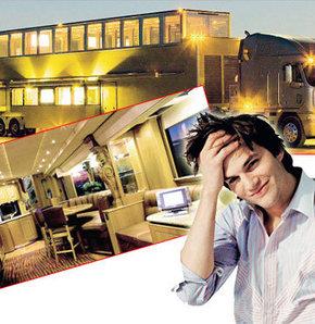 2 milyon dolarlık karavan