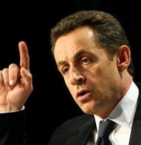 Sarkozy'den Araplara tavsiye