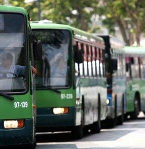 İstanbul'un otobüsleri yine değişiyor