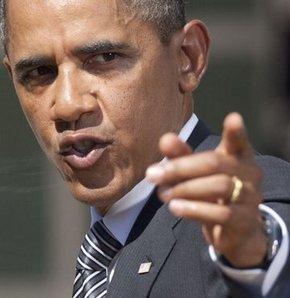 Obama Kongre'ye konuşacak