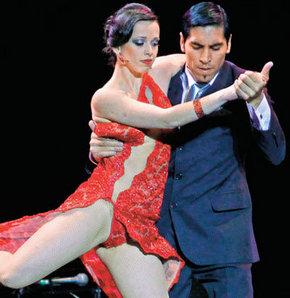 Arjantin'de Dünya Tango Şampiyonası