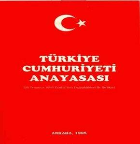 Yeni Anayasa'ya Türkçe ayarı!