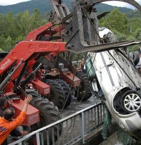 Amasya'da kaza: 1 ölü!