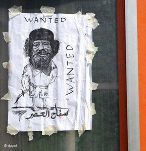 Kaddafi Beni Velid'de mi?