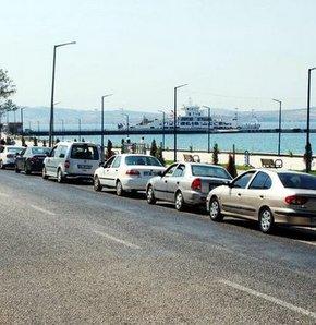 Bayram dönüşü trafik çilesi başladı!