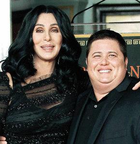 Cher, oğluna destek verdi