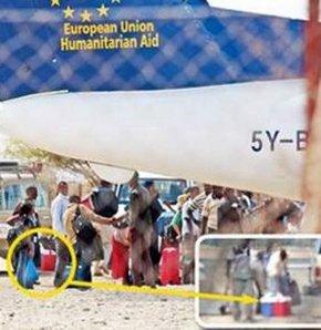 Somali kamplarındaki skandal!
