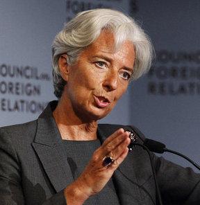 IMF'ten Avrupa'ya uyarı!