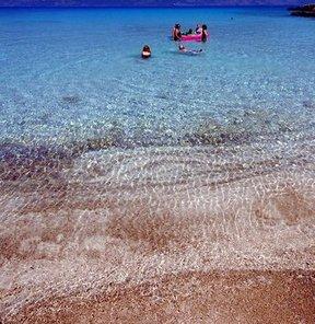 Bu plaja terlikle girmek yasak!