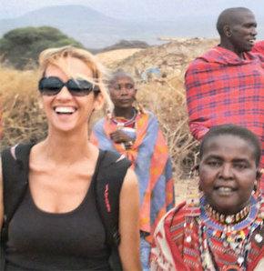 balçiçek ilter, afrika, afrika'da sarışın olmak, balçiçek ilter afrika gezisi, afrikalı, national geographic, belgesel, kamp, afrika hayvanları