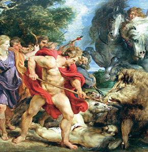 Rubens'in çalınan tablosu bulundu