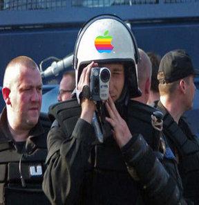 CSI Apple!