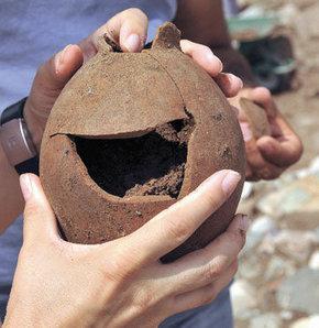 Komana'da Helenistik dönem eserleri bulundu