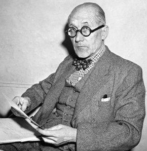 Le Corbusier sergisi 8 Ekim'de