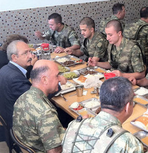 Kılıçdaroğlu sınırda! GALERİ
