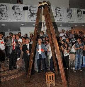 """""""12 Eylül Utanç Müzesi"""" sergisi"""
