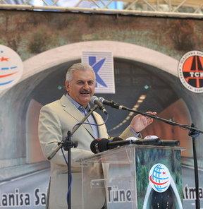 İzmir-Manisa arası 10 dakika olacak