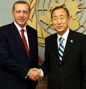Ban Ki-moon Erdoğan'dan özür diledi