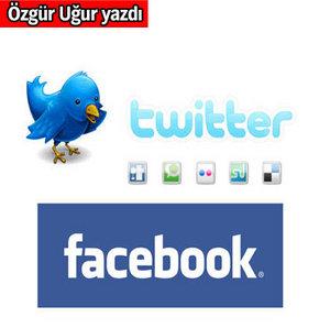 facebook ile twitter arasındaki farklar