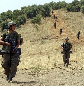 Şırnak'ta çatışma: 2 asker şehit!
