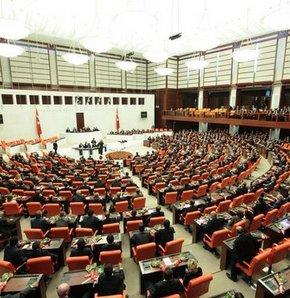 Meclis komisyonlarında BDP'ye düşen üye sayısı belli oldu!