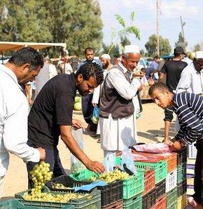Libya'da hayat normale dönmeye başladı! GALERİ