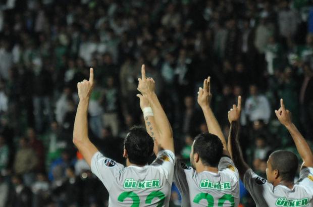 Bursaspor 4 gün izinli!