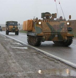 Suriye sınırında kritik tatbikat!