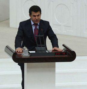 Meclisin ilk Süryani milletvekili! VİDEO