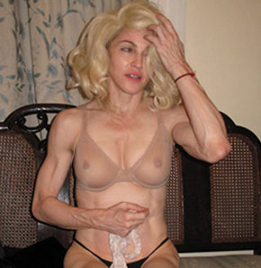 678299 detay - 'Hacker'lar Madonna'yı da vurdu