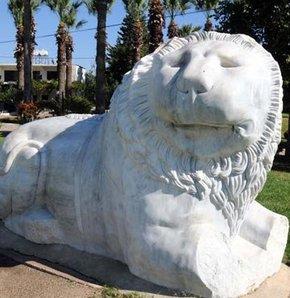 Datcalılar Knidos Aslanı'nı geri istiyor