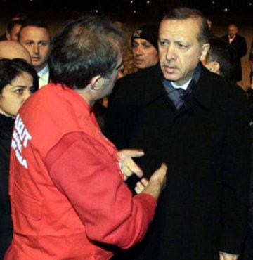 Prime Minister Erdoğan went to the disaster area in Van