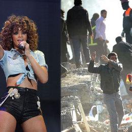Teşekkürler Rihanna!