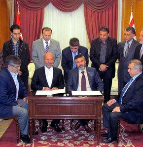 Libya KKTC'yi fiilen tanıdı