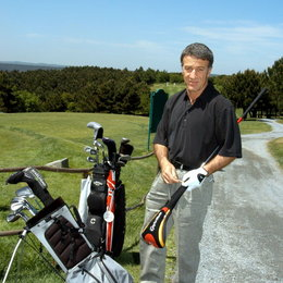 ''Stresimi golf oynarak atıyorum''