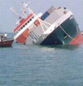 Güney Kore'de gemi kazası!