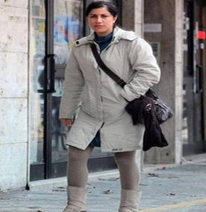 Öcalan'ın sevgilisi fotoğraflandı! GALERİ