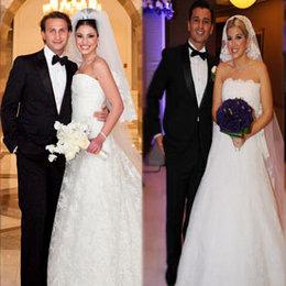 Boğaz'da çifte düğün