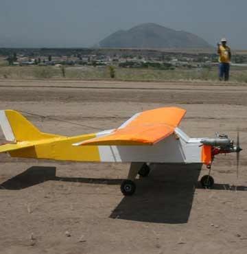 THK model uçak kursu açtı!