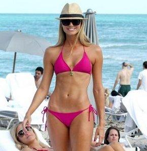 Dünyanın en güzel vücutlu kadını GALERİ