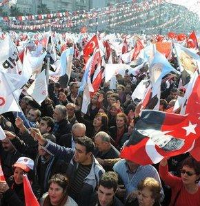 CHP'nin İzmir mitingi tartışma yarattı